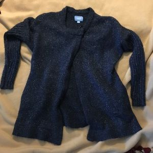 Simply Vera dark blue sweater small